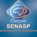 Cursos Gratuitos EAD SENASP  – Inscrições Ciclo 43