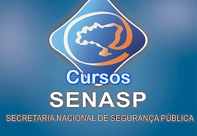 SENASP LOGIN | Acesso a Rede SENASP EAD