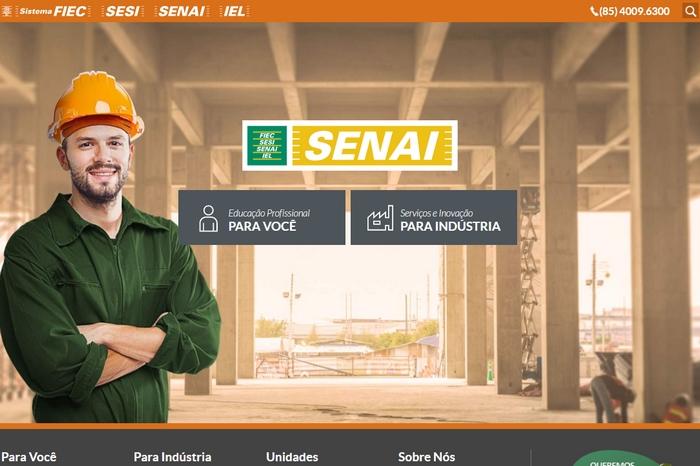 Profissional do SENAI
