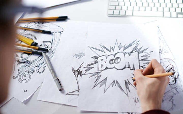 Curso de Cartoon Online Grátis