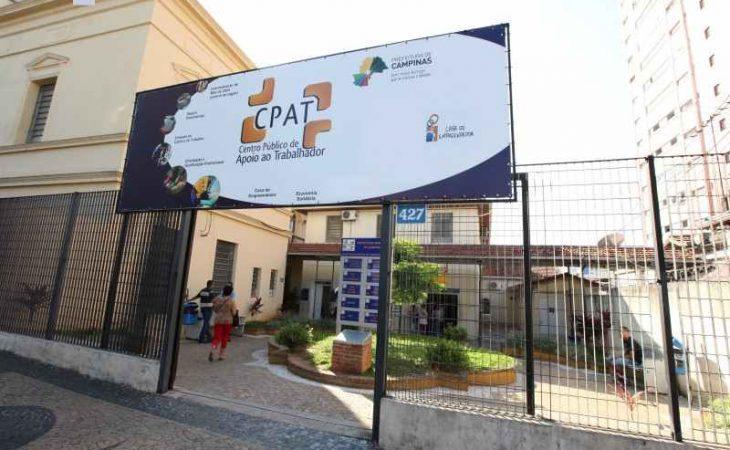 CPAT Campinas cursos gratuitos do Pronatec 2020