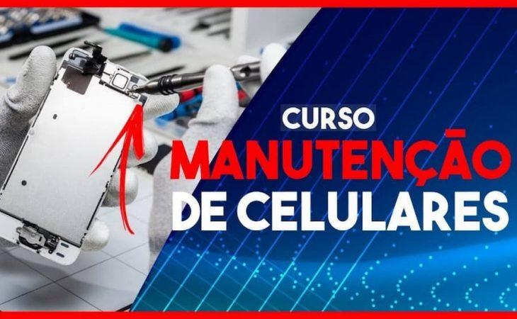 Curso de Manutenção de Celular Grátis em Goiás